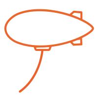高空气球/无人机